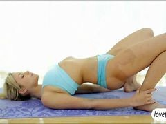 Damn Sexy Mia Malkova Fucked After Yoga