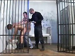 hot doggy style sex in jail !!!