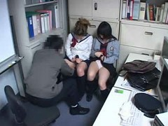 Japanese Teacher Rape Students