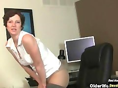 big clit milf raquel and hairy pussy mom artemisia in
