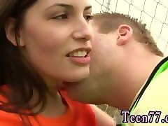 teen first time having sex first time dutch football player smashed by