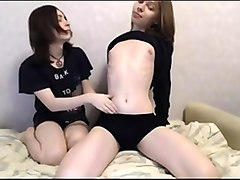 2 skinny femboy love each other