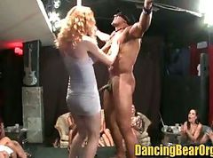 Blowbang Stripper Party is Really Wild