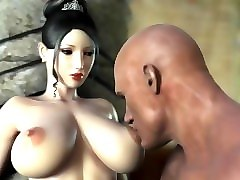 [3d hentai] secret of beauty 3 [uncensored]