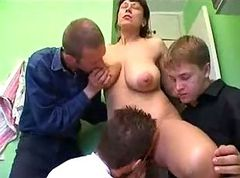 German Filth Mature AndMany Dicks