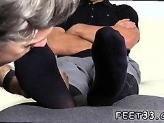 hot gay latino men legs video tommy's soles are even more sm