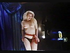 Maria Ford Does A Sexy Strip Tease