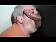 Swallowing At The Glory Hole
