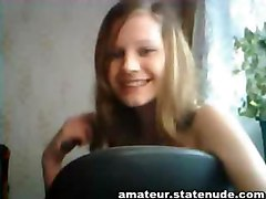 Russian Teen Nudist Webcam