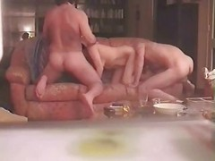 Amateur Threesome Hardcore Action